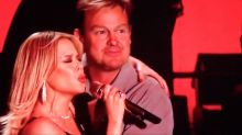 Fans lose it as Kylie and Jason Donovan reunite on stage