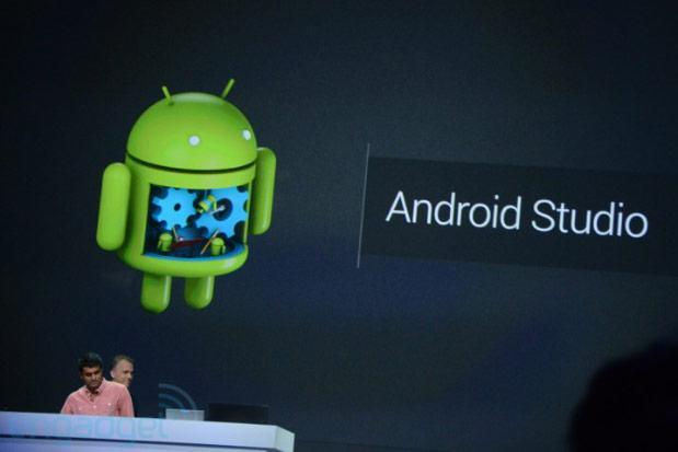 Google intros Android Studio, an IDE for building apps