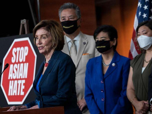 Congress approves bill to fight anti-Asian hate crimes
