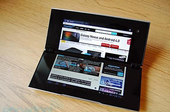 Sony Tablet P gets rooted, does it effortlessly