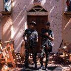 Sri Lanka's defense secretary resigns after the Easter bombings