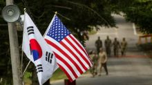 U.S. military says South Korean workers may be laid off amid row over costs