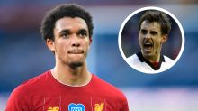 'Alexander-Arnold has made right-back sexy after Neville' – Carragher hails Gerrard-esque Liverpool star