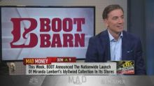 Boot Barn CEO says company's $20 billion market was 'hidi...