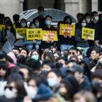 Hong Kong protesters vow weekend rally and 'last chance' for leader