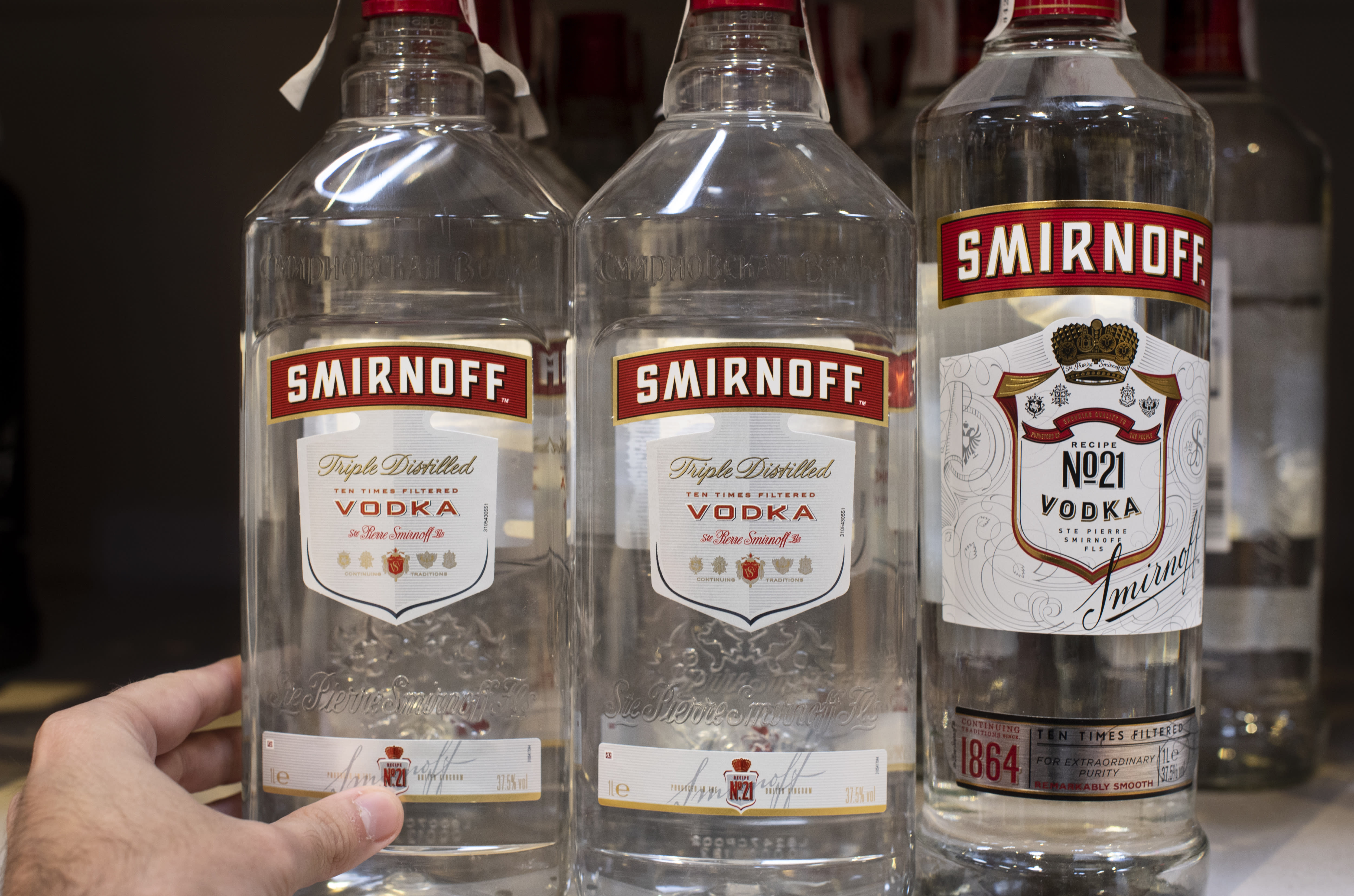 What to Watch: Smirnoff-owner's £325m coronavirus hit, William Hill's £10m credit card ban, and Frankie & Benny's owner closes restaurants