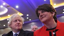Pound lurches as Johnson bargains with Brussels and the DUP