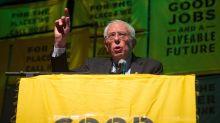 Bernie Sanders: 'Beating Trump is not good enough'