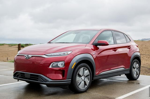 Hyundai is recalling its Kona EV over potential battery fire risks