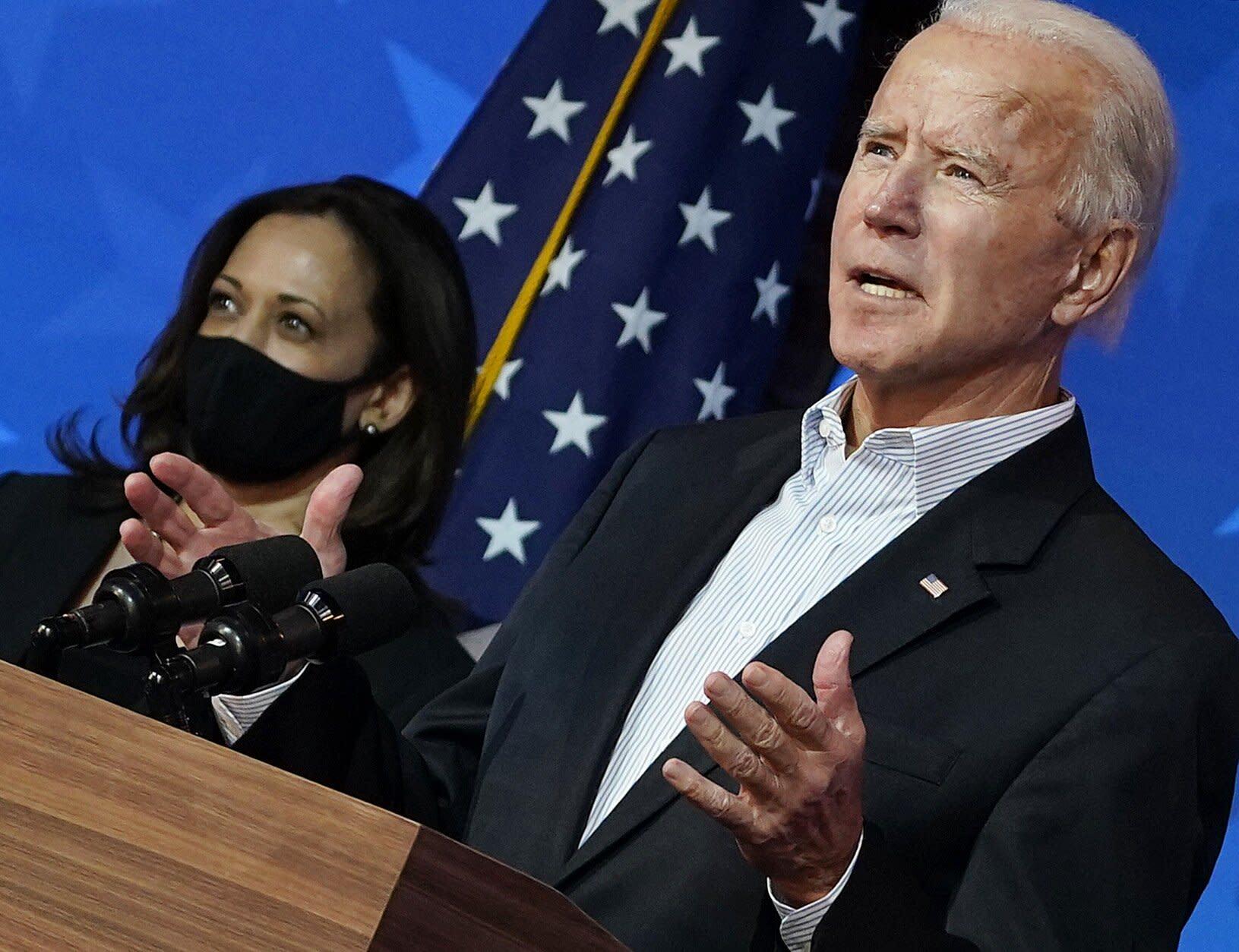 The Best Celebrity Reactions To Joe Biden And Kamala Harris Winning The 2020 Election
