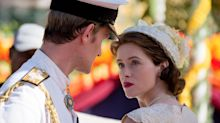 """The Crown's Claire Foy calls pay gap """"embarrassing"""""""