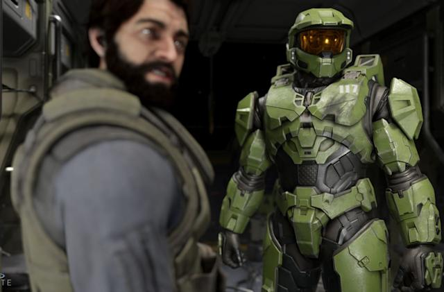 'Halo Infinite' arrives holiday 2020 alongside the new Xbox