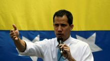 In Venezuela shift, US offers sanctions relief for transitional government