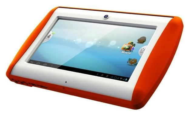 Oregon Scientific MEEP! tablet ships for $150, gives kids a safe, exclamation-filled place to play