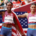 USA takes home gold and silver in women's 400m hurdles