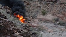Grand Canyon crash that killed Britons happened on tribal land with fewer aviation regulations