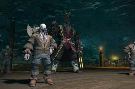 Final Fantasy XIV shows off the dungeons of patch 2.4