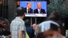 Trump-Biden, uno spettacolo umiliante