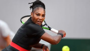 Uncertainty over Serena's fitness for French