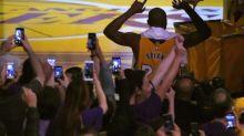 Mort de Kobe Bryant : Quand l'ancienne star des Lakers apprenait le basket en France, à Mulhouse