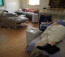 Coronavirus spreads in Nagorno-Karabakh amid heavy fighting