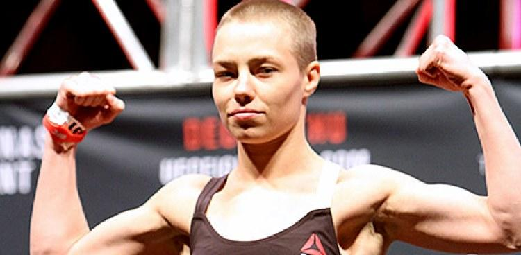 Rose Namajunas Drops And Chokes Out Michelle Waterson Ufc On Fox 24