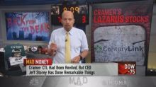 Cramer: I'd rather own the 'given-up-on' stock of Viacom ...