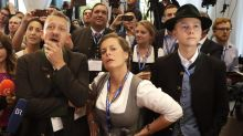 Report: Far right tried to influence Bavarian election