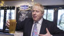 Boris Johnson to win big majority, huge election poll suggests