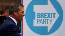 Brexit Party leads the polls ahead of EU elections in huge blow for Tories and Labour