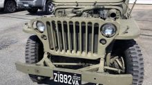 Original 1945 Willys MB Hammers For $21K