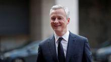 Francia y Alemania presentarán antes de junio plan de reforma de zona euro: ministro francés
