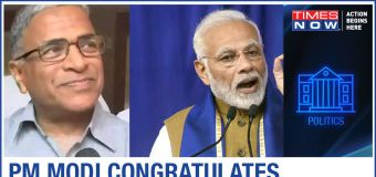 PM Modi says Deputy Chairman Harivansh is blessed with a 'humble mind & big heart'