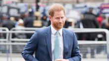 Prince Harry calls UK public's response to the coronavirus pandemic 'wonderfully British'