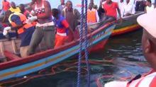 Tanzanie : 207 morts dans le naufrage d'un ferry