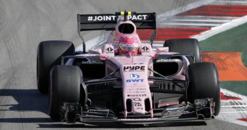 F1 - GP de Russie - Esteban Ocon : «Nous avons tiré le maximum de la voiture»