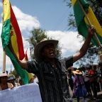 Bolivian lawmakers seek election breakthrough as death toll mounts