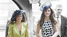 How the Duchess of Cambridge and Pippa Middleton dress for a wedding