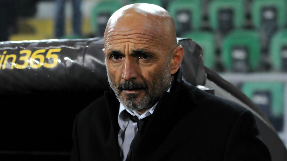 """AS Rome, Spalletti : """"Pour moi le directeur sportif ici, c'est Massara"""""""
