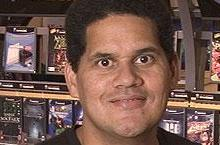 Reggie chats up the Wii