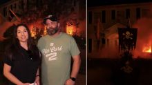 This Couple's Halloween Decorations Looked So Realistic That Neighbors Called 911