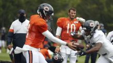 Foles or Trubisky? Here's how Bears coach Matt Nagy plans to make his franchise-altering decision
