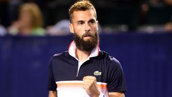 Paire, Hurkacz to meet in Winston-Salem Open final