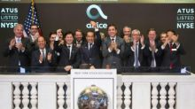 France's Altice USA surges in New York market debut