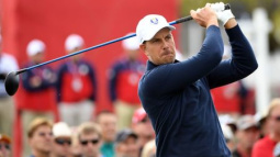 Rested Stenson ready for another Ryder Cup run