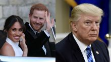 Meghan Markle's dad reveals Prince Harry's thoughts on Donald Trump and Brexit — and that's not OK