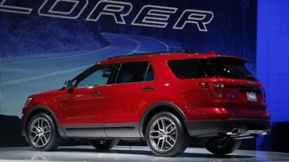 U.S. upgrades probe into 1.33 million Ford Explorers over exhaust odors