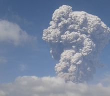 Photos: Indonesia's Mount Sinabung erupts, spews towering ash cloud