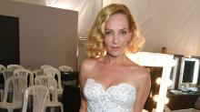 Uma Thurman Brings the Glam to Cannes
