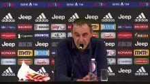 """Sarri: """"Dybala? Stasera partita difficile per lui"""""""